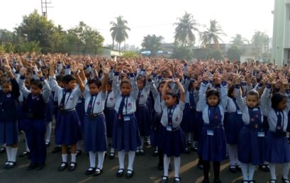 Report and Photographs of School activities, Fit India School week | Day 2