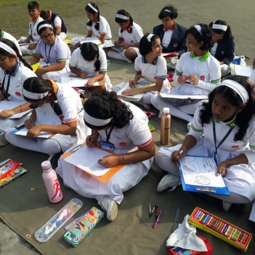 Report and Photographs of School activities, Fit India School week | Day 3
