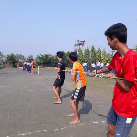 Report and Photographs of School activities, Fit India School week | Day 6
