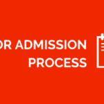 Instructions for Admission process
